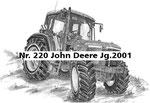 Nr. 220 John Deere Jg.2001