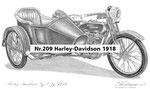 Nr.209 Harley-Davidson 1918