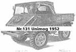 Nr.131 Unimog 1952