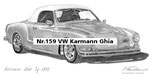 Nr.159 VW Karmann Ghia