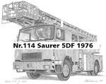 Nr.114 Saurer 5DF 1976