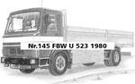 Nr.145 FBW U 523 1980