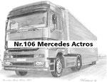Nr.106 Mercedes Actros