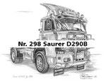 Nr. 298 Saurer D290B
