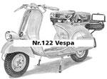 Nr.122 Vespa