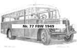 Nr. 77 FBW 1949