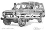 Nr. 267 Toyota Land Cruiser
