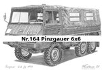 Nr.164 Pinzgauer 6x6