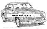 Nr.99 Volvo 123 GT