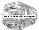 Nr.229 FBW Möbelwagen
