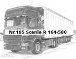 Nr.195 Scania R 164-580