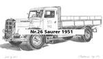 Nr.26 Saurer 1951