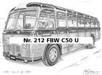 Nr. 212 FBW C50 U