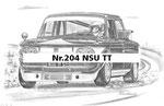 Nr.204 NSU TT