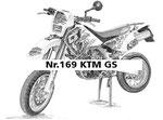 Nr.169 KTM GS