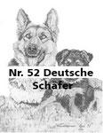 Nr.52 Deutsche Schäfer