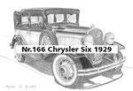 Nr.166 Chrysler Six 1929