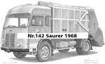 Nr.142 Saurer 1968