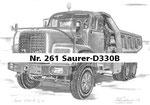Nr. 261 Saurer-D330B
