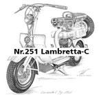 Nr.251 Lambretta-C