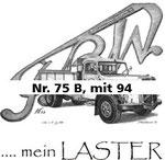 Nr. 75 B, mit 94