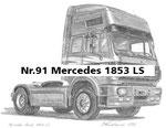 Nr.91 Mercedes 1853 LS
