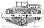 NR. 254 Dodge WC