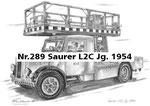 Nr.289 Saurer L2C Jg. 1954