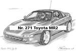 Nr. 271 Toyota MR2