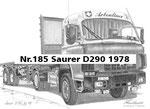 Nr.185 Saurer D290 1978