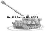 Nr. 123 Panzer Hb. 88/95