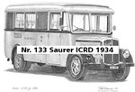 Nr. 133 Saurer ICRD 1934