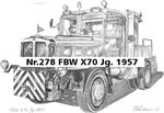 Nr.278 FBW X70 Jg. 1957