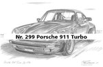 Nr. 299 Porsche 911 Turbo