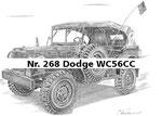 Nr. 268 Dodge WC56CC