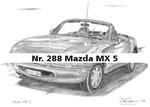 Nr. 288 Mazda MX 5