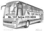 Nr. 137 Setra 315 HDH
