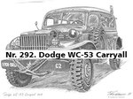 Nr. 292. Dodge WC-53 Carryall