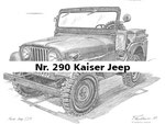 Nr. 290 Kaiser Jeep