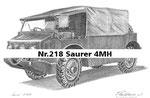 Nr.218 Saurer 4MH