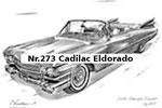 Nr.273 Cadilac Eldorado