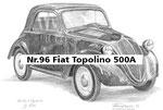 Nr.96 Fiat Topolino 500A