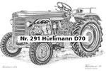 Nr. 291 Hürlimann D70