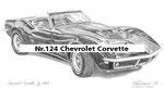 Nr.124 Chevrolet Corvette