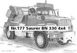 Nr.177 Saurer BN 330 4x4