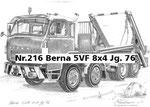 Nr.216 Berna 5VF 8x4 Jg. 76