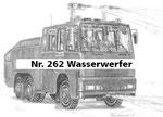 Nr. 262 Wasserwerfer