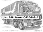 Nr. 248 Saurer-D330-B-8x4