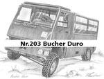 Nr.203 Bucher Duro