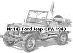 Nr.143 Ford Jeep GPW 1943